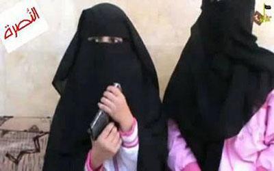 دختر 15 ساله عربستانی از تجاوز تروریست های داعش لذت میبرد!
