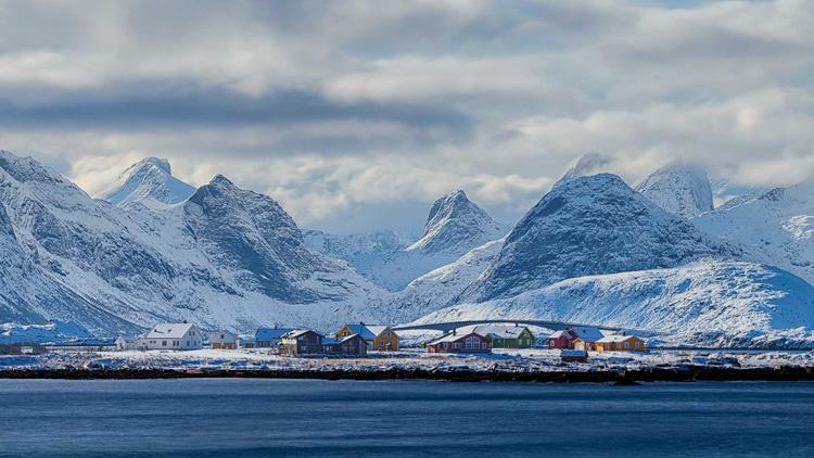 لوفوتن (Lofoten)، نروژ