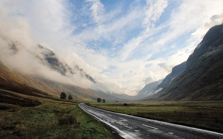 گلنکو (Glencoe)، اسکاتلند
