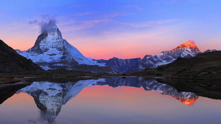 مترهورن (Matterhorn)، سویس