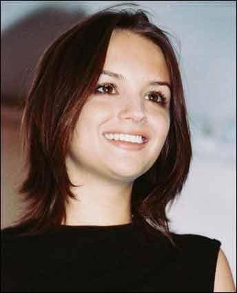 عکس دختر بازیگری که شبیه به دختر بیل گیتس است