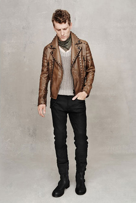 مدل لباس مردانه برند Belstaff برای پاییز و زمستان