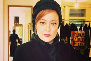 عکس رزیتا غفاری در مکه