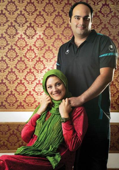 عکس های شبنم مقدمی و برادرش همراه با مصاحبه
