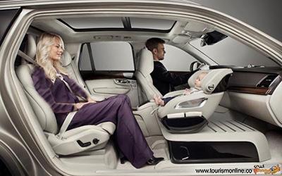 XC90 ولوو بهترین خودروی خانوادگی برای مسافرت