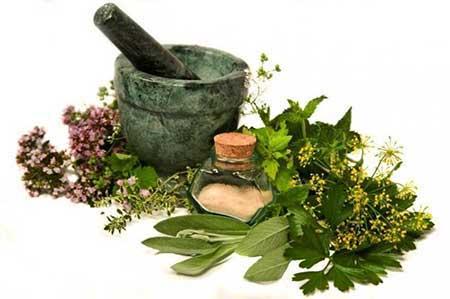 رفع لک پوستی با داروهای گیاهی