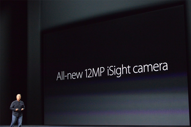 آیفون 6 اس با دوربین 12 مگاپیکسی با قابیلت فیلمبرداری 4Kرو نمایی شد