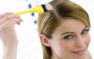 خانم ها در دوران حاملگی موهایتان را رنگ نکنید