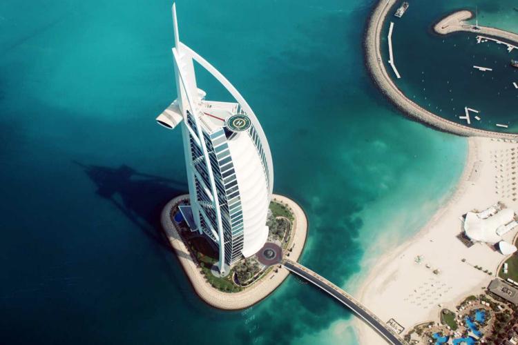 برج العرب، دوبی، امارات متحدهی عربی