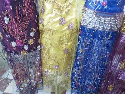 مدل لباس, رسوم مردم کردستان