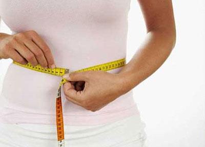 چربی شکمی, افزایش وزن