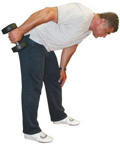 نحوه کار با دمبل,رفع شلی و افتادگی بازو ها,تمرینات ورزشی برای رفع شلی بازو ها