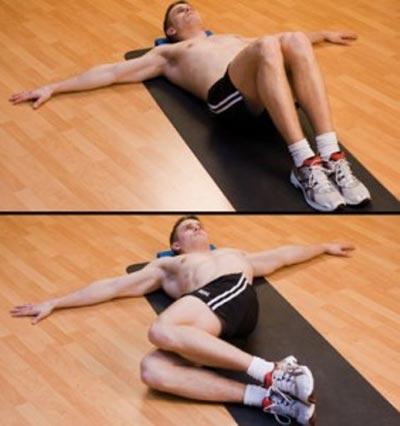کمردرد, کاهش کمردرد, کاهش کمردرد با ورزش