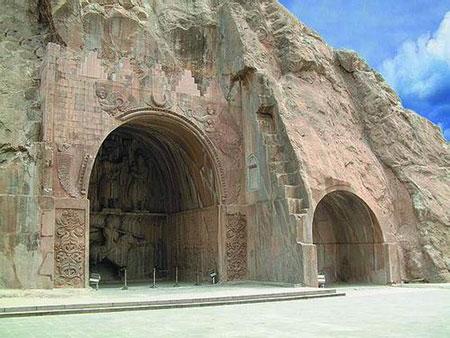 آشنایی با جاذبه های گردشگری کرمانشاه