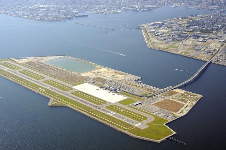 فرودگاه کوبه (Kobe Airport)، ژاپن