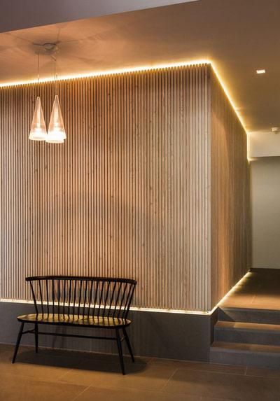 نورپردازی کانتر آشپزخانه ها,نورپردازی سرویس بهداشتی