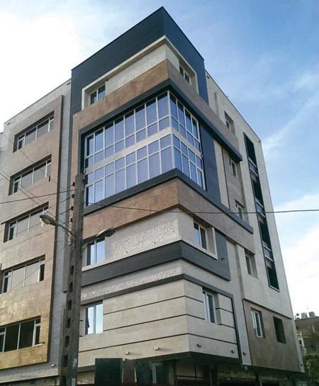 دانستنی های اصول طراحی نمای ساختمان,طراحی نمای ساختمان