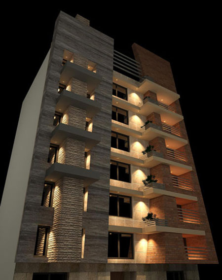 نمای ساختمان, طراحی اصولی نمای ساختمان