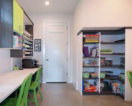 طراحی و چیدمان اتاق کار, ایده هایی برای اتاق کار منظم