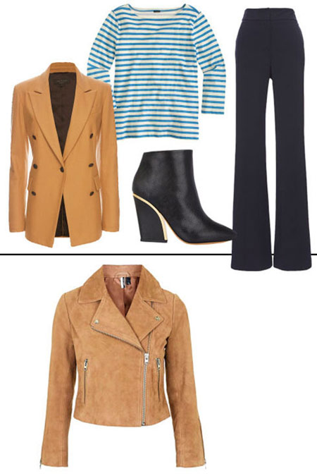 ست مدل لباس پاییزی به پیشنهاد مجله ELLE