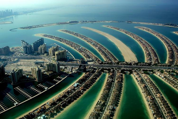 زیباترین جزیره های مصنوعی در سراسر دنیا