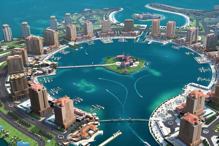 مروارید قطر (Pearl Qatar)