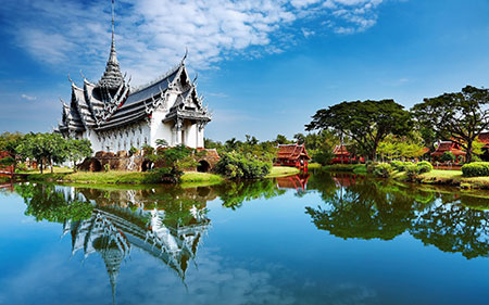 زیباترین مکان های و جاذبه های گردشگری تایلند