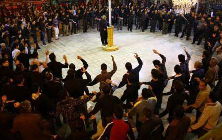 آداب و رسوم جنوب ایران در ماه محرم