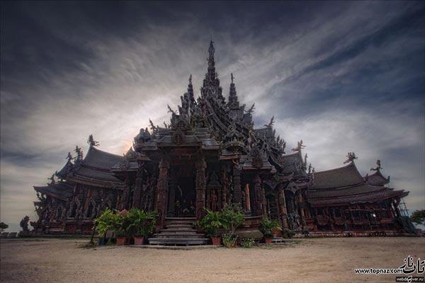 عکس های یکی از جاذبه های گردشگری پاتایا در تایلند