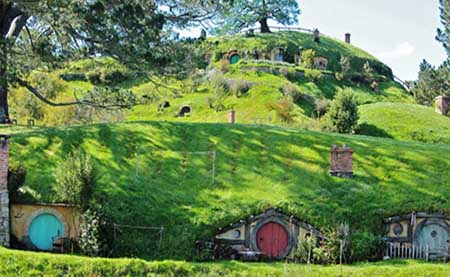 عکس های بسیار زیبا و منحصر به فرد از روستای رویایی