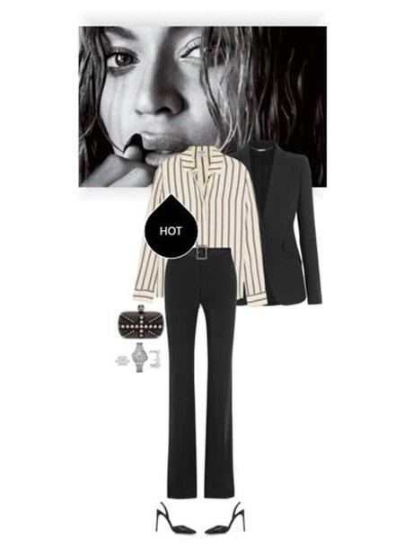 مدل لباس و ست لباس بیانسه ویژه فصل پاییز