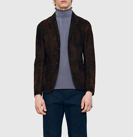 کلکسیون مدل لباس مردانه گوچی برای پاییز 2015
