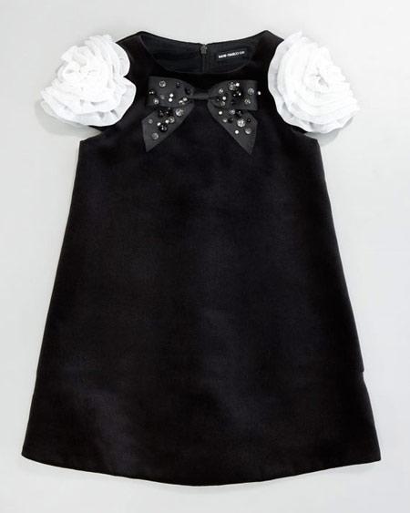 مدل لباس مشکی ماه محرم برای دختران