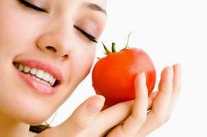 ماسک گوجه