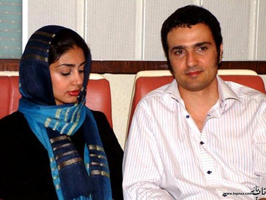 عکس های محمدرضا فروتن در کنار همسرش