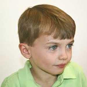 مدل مو کوتاه فشن و زیبا برای پسر بچه ها