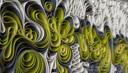 نقاشی های سه بعدی هیپنوتیزم کننده زیبا