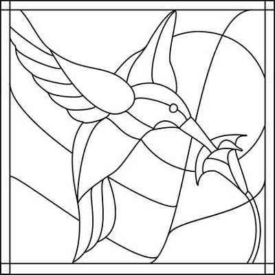 آموزش نقاشی کردن روی شیشه یا ویترا