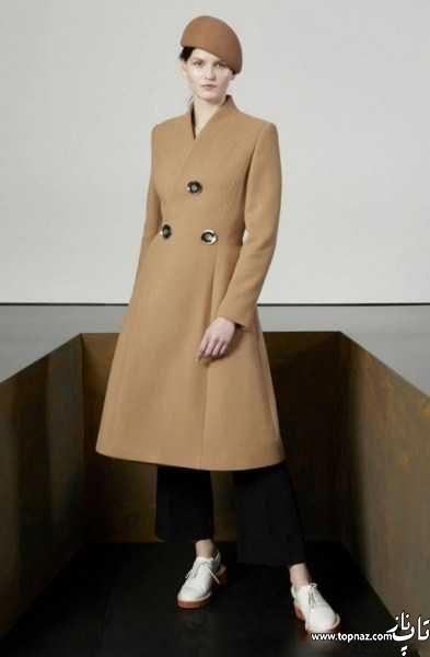 جدیدترین مدل پالتو زنانه و دختران شیک