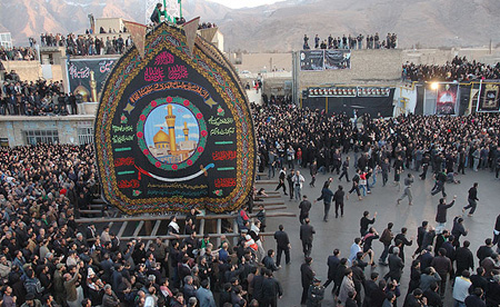 رسم و رسوم مردم یزد در پیشواز ماه محرم