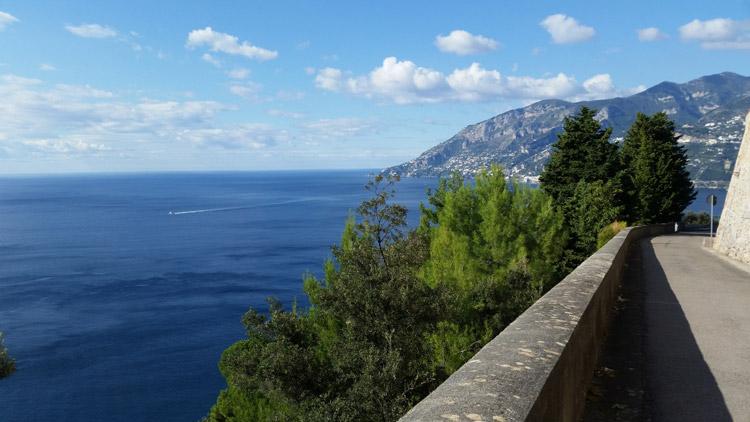 خلیج آمالفی ایتالیا