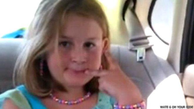 پسر 11 ساله امریکایی دختر 8 ساله همسایه را با تیر کشت!