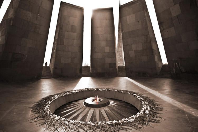 یادبود قتل عام ایروان