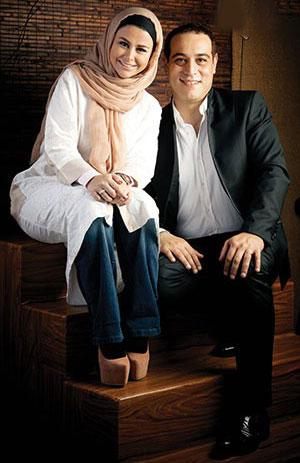 اخبار,اخبارفرهنگی, امیر یل ارجمند و یاسمینا باهر