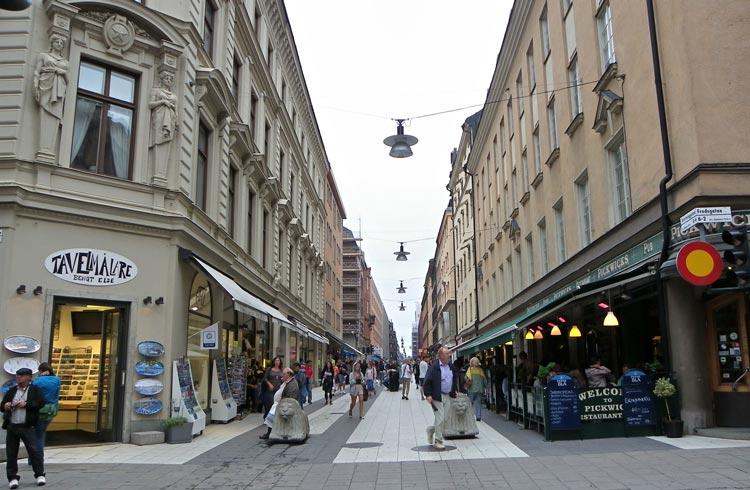 Drottninggatan-Stockholm2