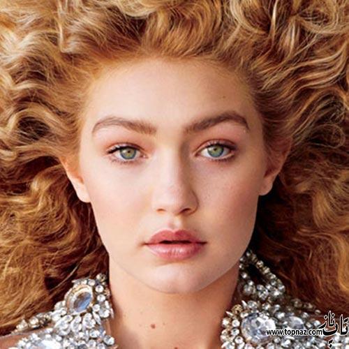 عکس های جی جی حدید Gigi Hadid مدل و مانکن معروف