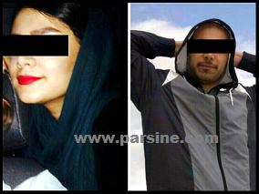 عکس های وحشتناک از خودکشی پسر و دختری در لاهیجان