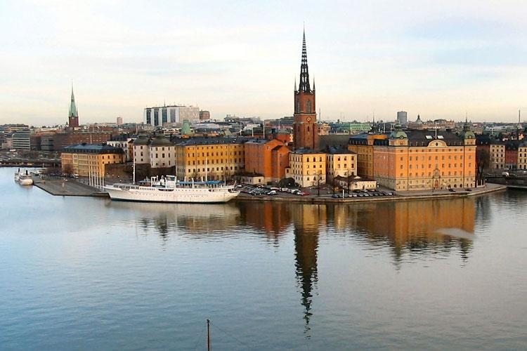 Riddarholmen-Stockholm