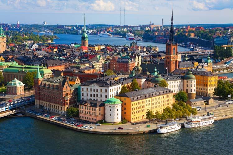 راهنمای سفر به استکهلم پایتخت سوئد