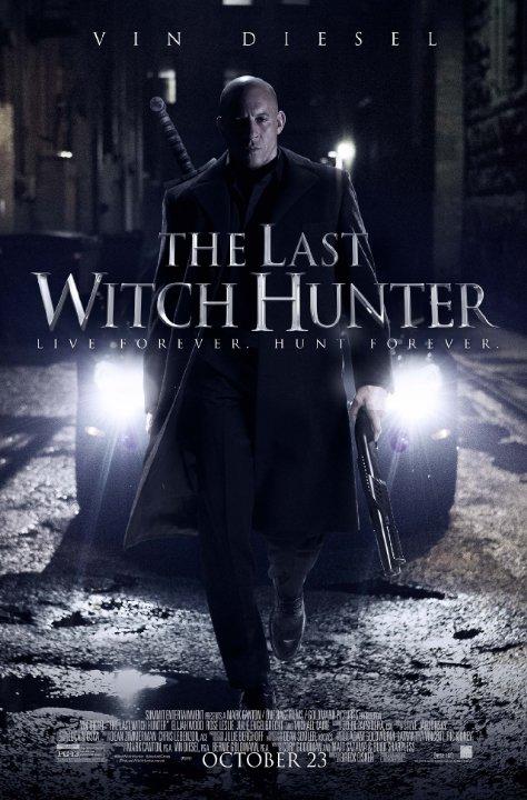 فیلم آخرین شکارچی جادوگر The Last Witch Hunter